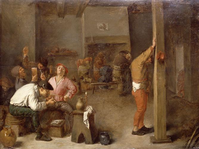 Interior of a Tavern, 1630