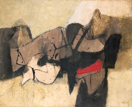 La sella, 1967 - Afro