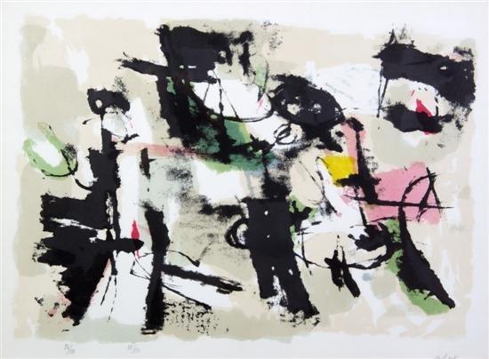 Untitled, 1958 - Afro Basaldella