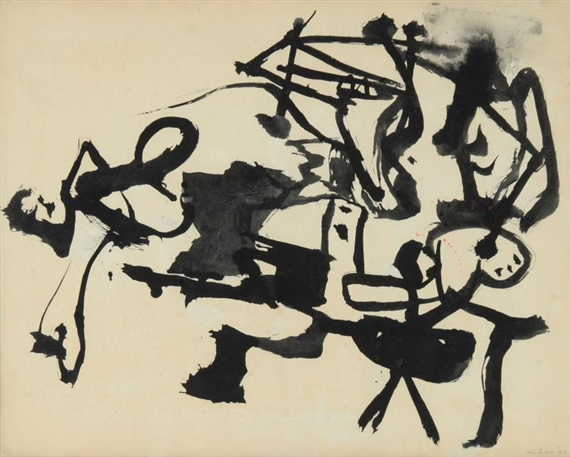 Untitled, 1964 - Afro