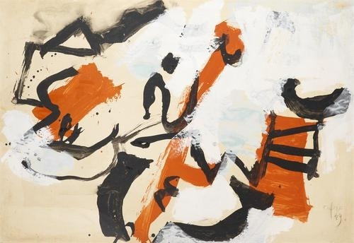 Untitled, 1969 - Afro Basaldella