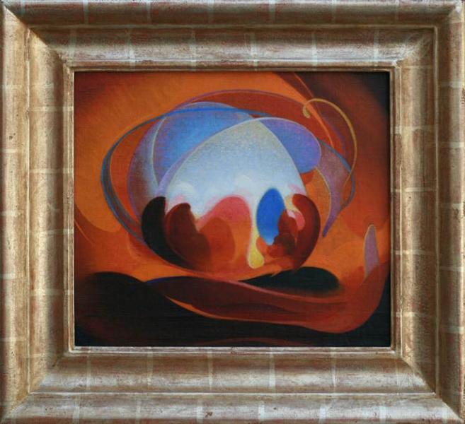 Radiance, 1929 - Agnes Lawrence Pelton
