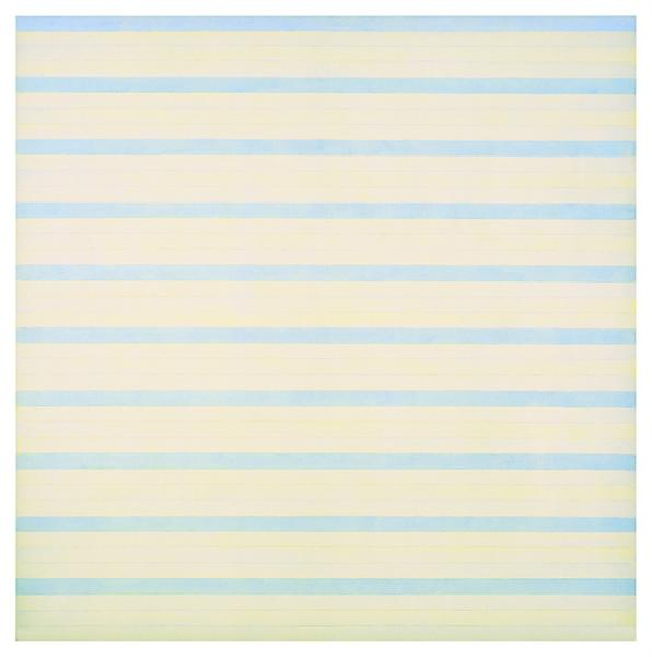 Untitled, 1998 - Agnes Martin