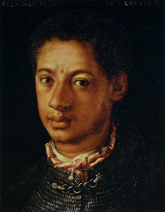 Alessandro de' Medici, 1560