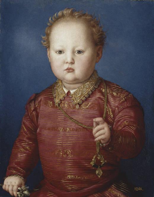 Don Garcia de' Medici, 1550
