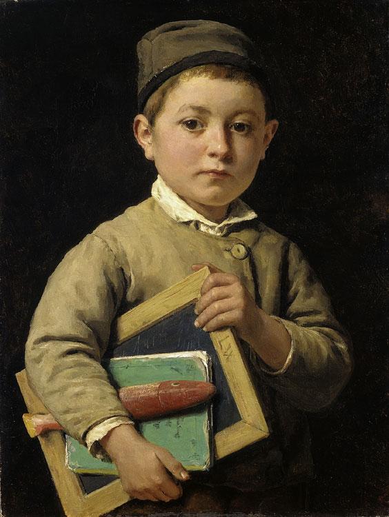 Schoolboy, 1881
