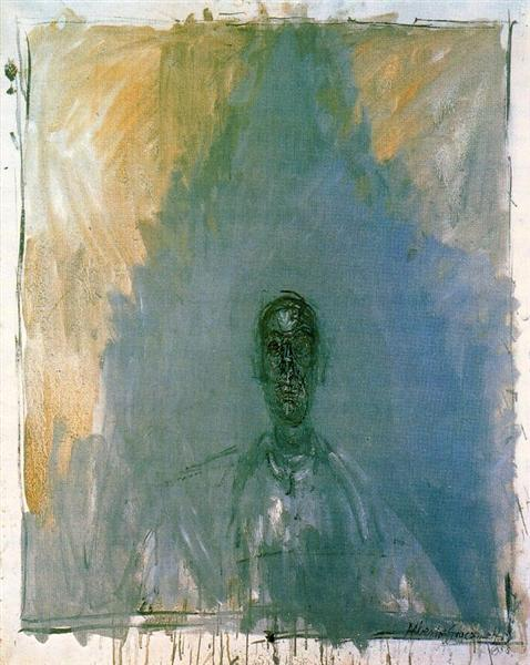 Diego - Alberto Giacometti