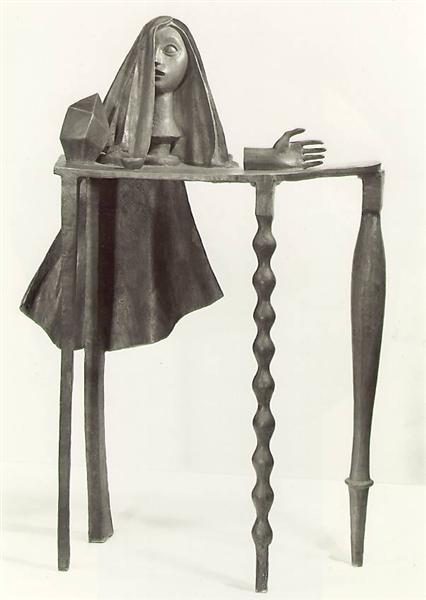 Surrealist Table - Alberto Giacometti