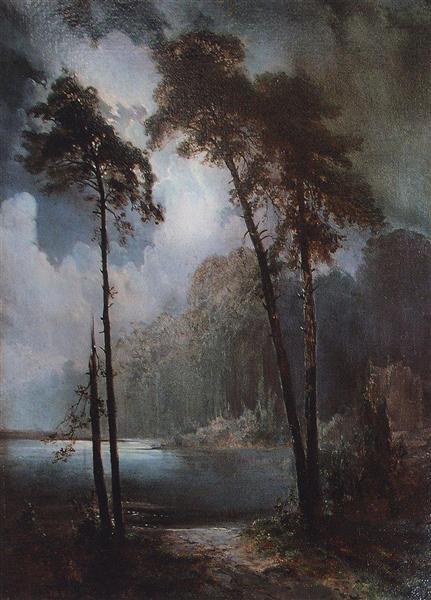 Lell, 1883 - Aleksey Savrasov