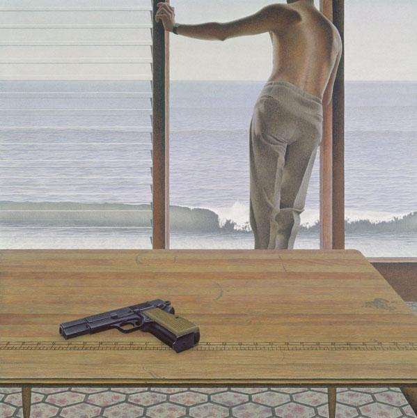 Pacific, 1967 - Alex Colville