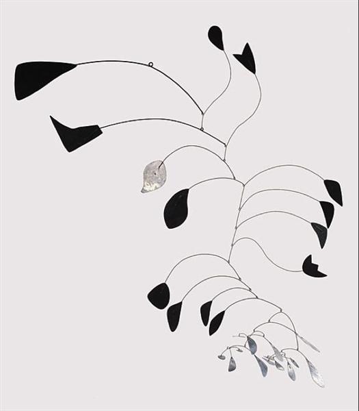 Arc of Petals, 1941 - Alexander Calder
