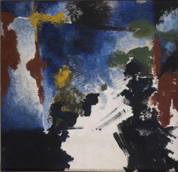 Abstraction (Rupture), 1920 - Alexander Rodchenko