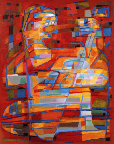 David, 1948 - Альфред Манесьє