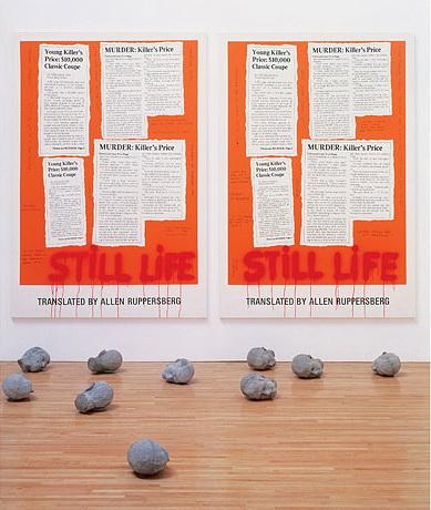 Still Life, 1982 - Аллен Рупперсберг
