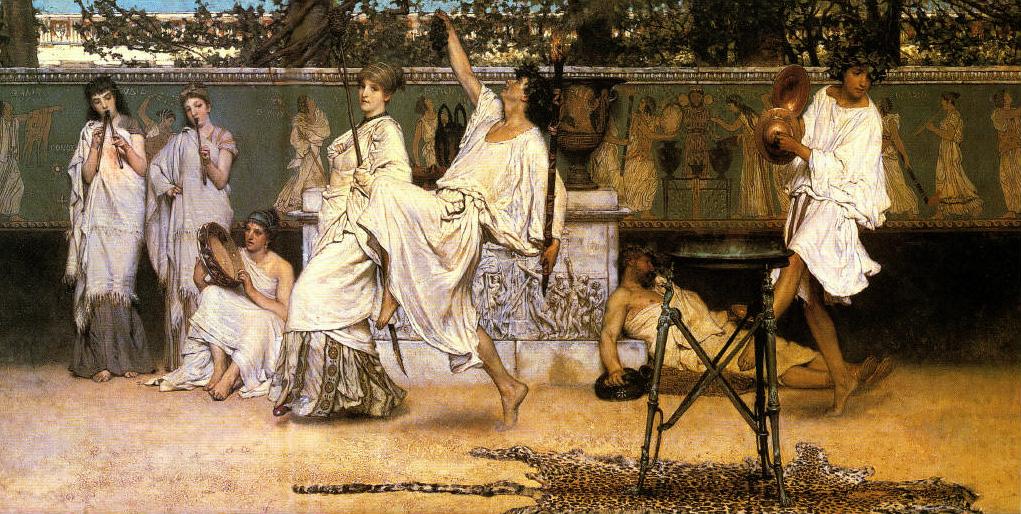 Bacchanale, 1871