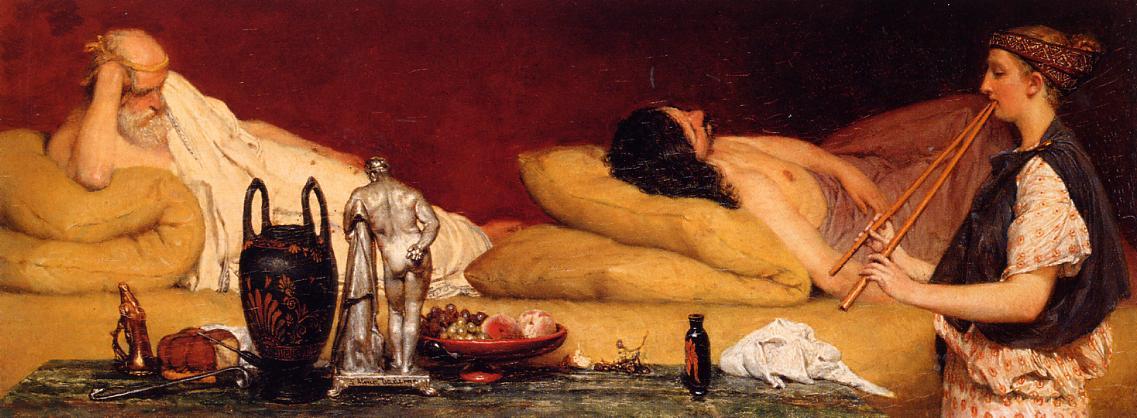 The Siesta, 1868