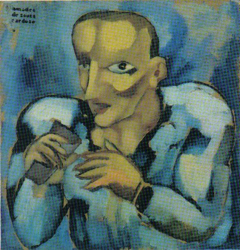 The Rat 1915 - Amadeo de Souza-Cardoso