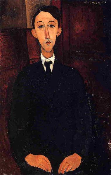 Manuel Humberg Esteve, 1916 - Amedeo Modigliani