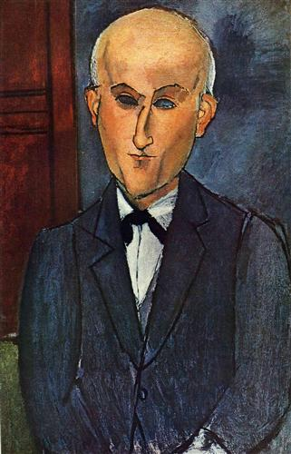 Max Jacob - Amedeo Modigliani