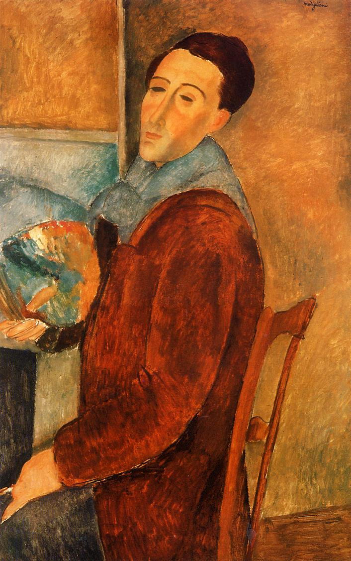Amedeo Modigliani's Portraits | Orwellwasright's Weblog