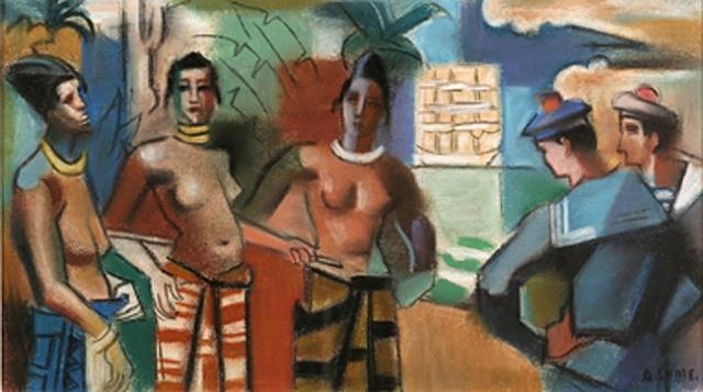 Le Judgment de Paris, 1927 - André Lhote
