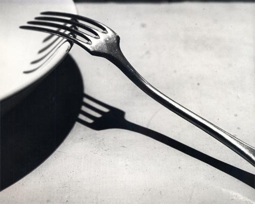 The Fork, 1928 - Andre Kertesz