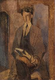 Portrait of Roland Tual, 1921 - Andre Masson
