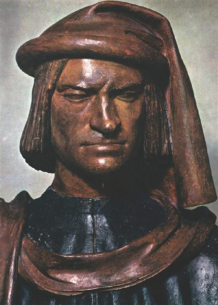 Lorenzo de Medici - Andrea del Verrocchio