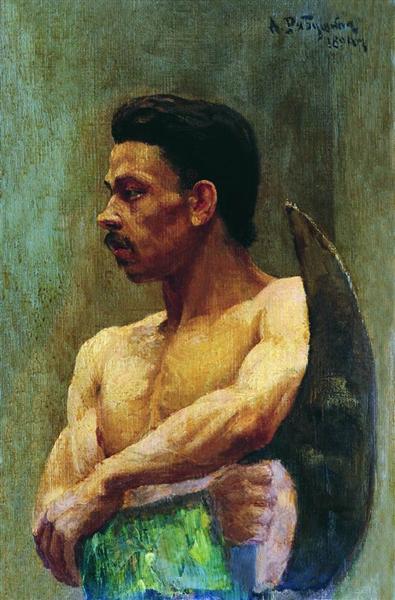 Beginner, 1891 - Андрей Рябушкин