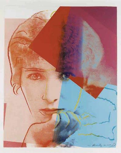 Sarah Bernhardt, 1980 - Andy Warhol