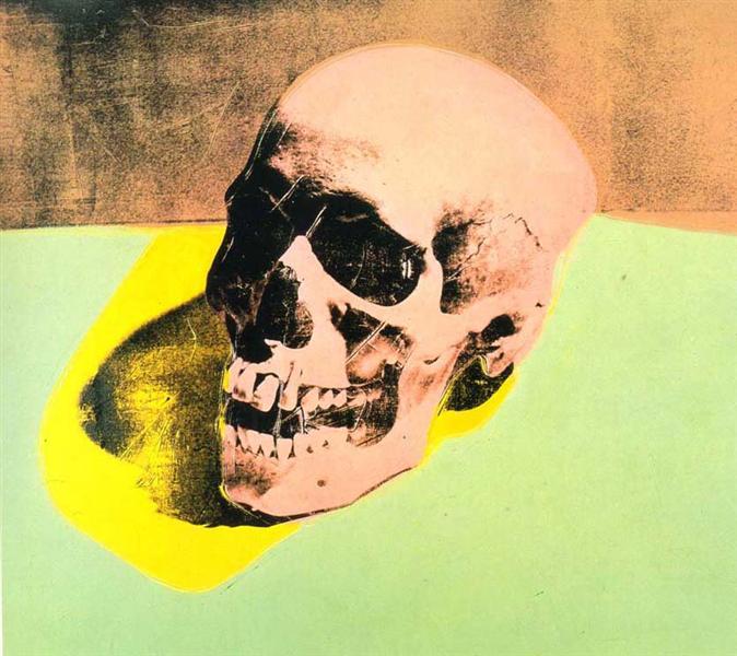 Skull - Енді Воргол
