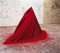 Mother as Mountain - Anish Kapoor
