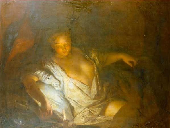 Nocturne, 1718 - Antoine Pesne