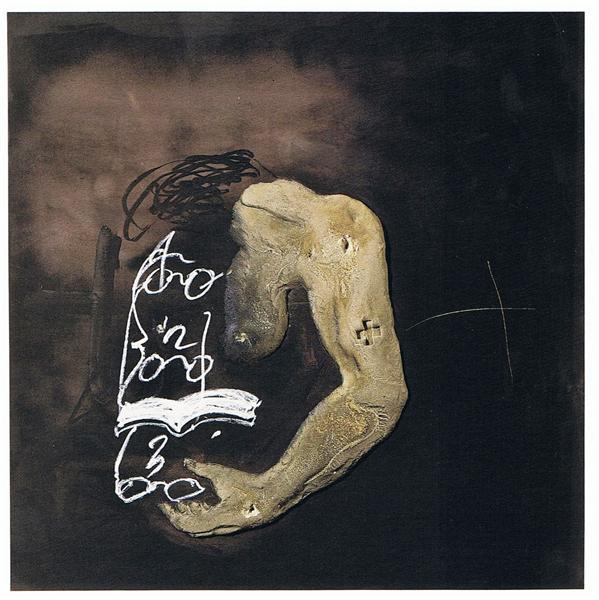 Lectura, 1998 - Antoni Tapies