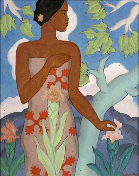 Hawaiian Woman, 1929 - Arman Manookian
