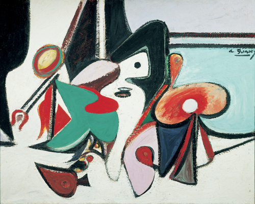 Painting, 1936 - 1937 - Arshile Gorky
