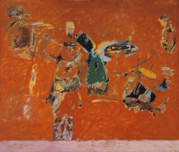 Untitled, 1943 - 1948 - Arshile Gorky