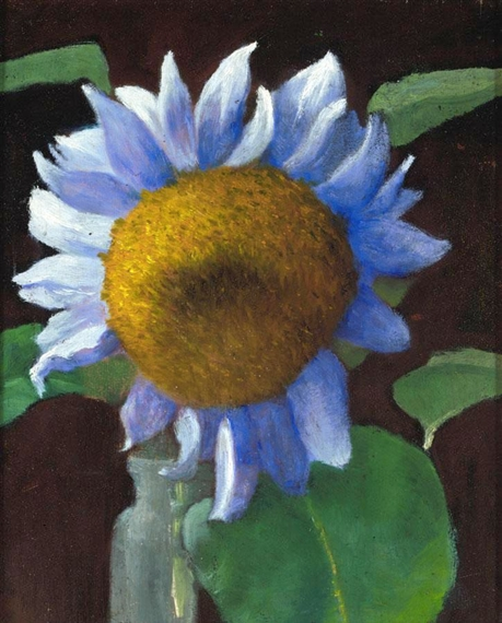 Sunflower, 1940 - Arthur Segal