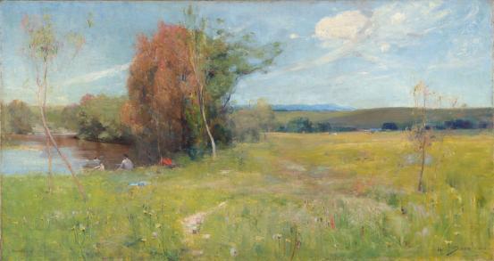 Spring - Arthur Streeton