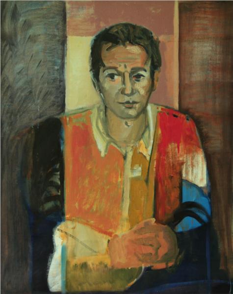 Author Series - Ahmet Erhan, 2001 - Artin Demirci