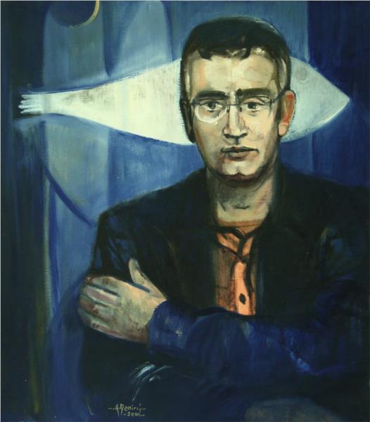 Author Series - Mehmet Yaşın, 2001 - Artin Demirci