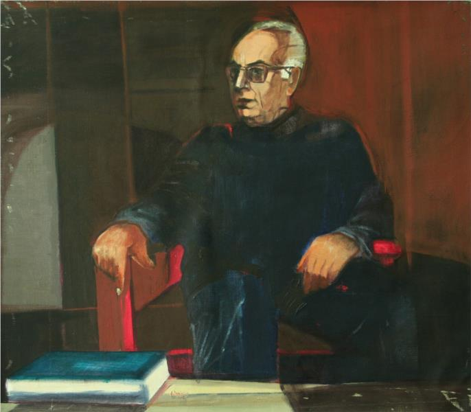 Author Series - Yaşar Kemal, 2002 - Artin Demirci