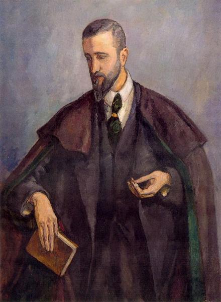 Portrait of a man, 1945 - Arturo Souto
