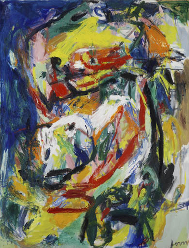 L'infinie suffisance, 1965 - Asger Jorn