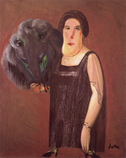 La Dolce Vita II (Defiguration), 1962 - Asger Jorn