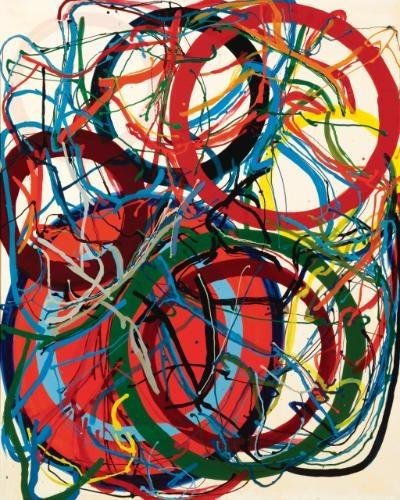 Untitled, 1964 - Atsuko Tanaka