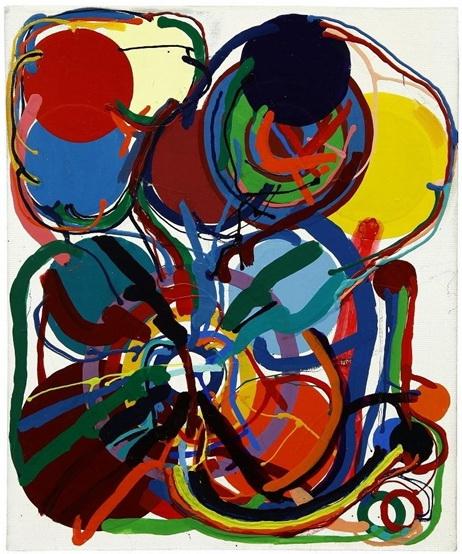 Untitled, 1976 - Atsuko Tanaka