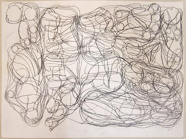 Untitled, 1984 - Atsuko Tanaka