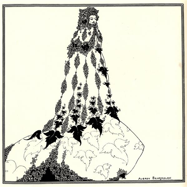 A Suggested Reform in Ballet Costume, 1895 - Aubrey Beardsley