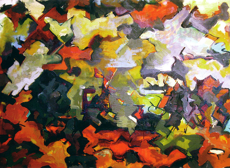 a history of the abstract expressionist movement in america